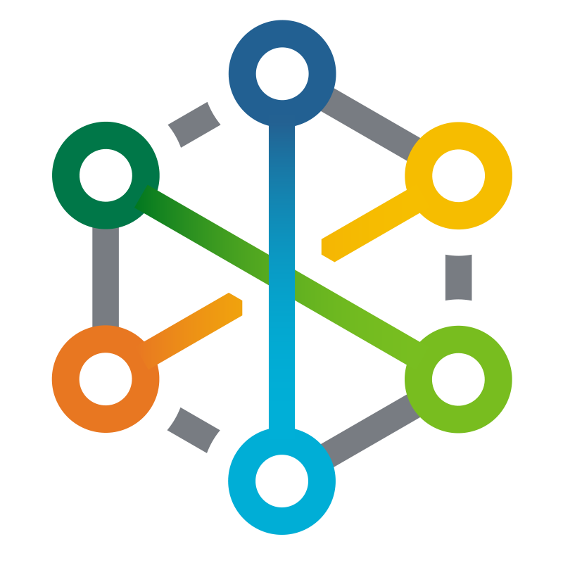 Illustration: Linked data icon