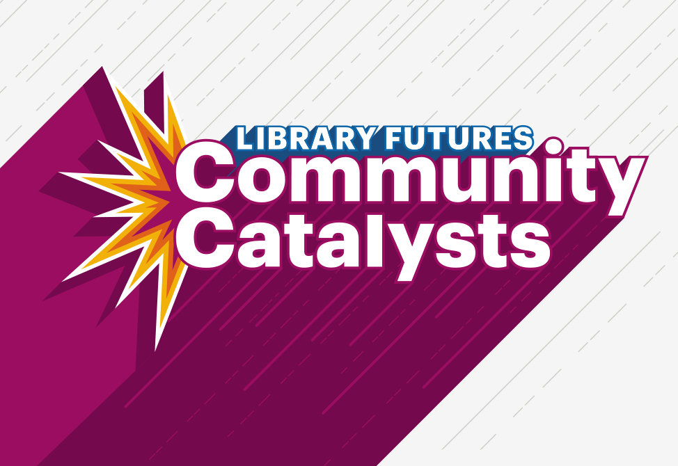 Logo: Library Futures