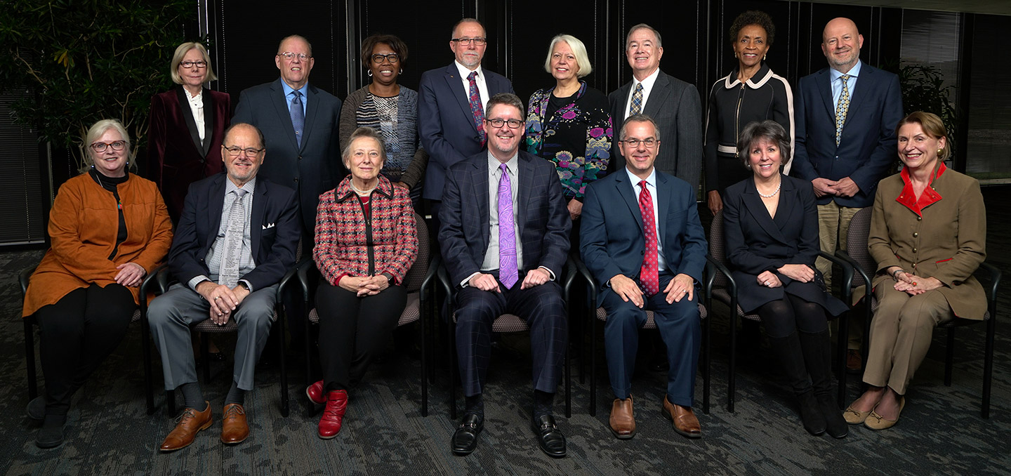 OCLC Board of Trustees 2019–2020