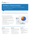 WorldShare Collection Evaluation brochure