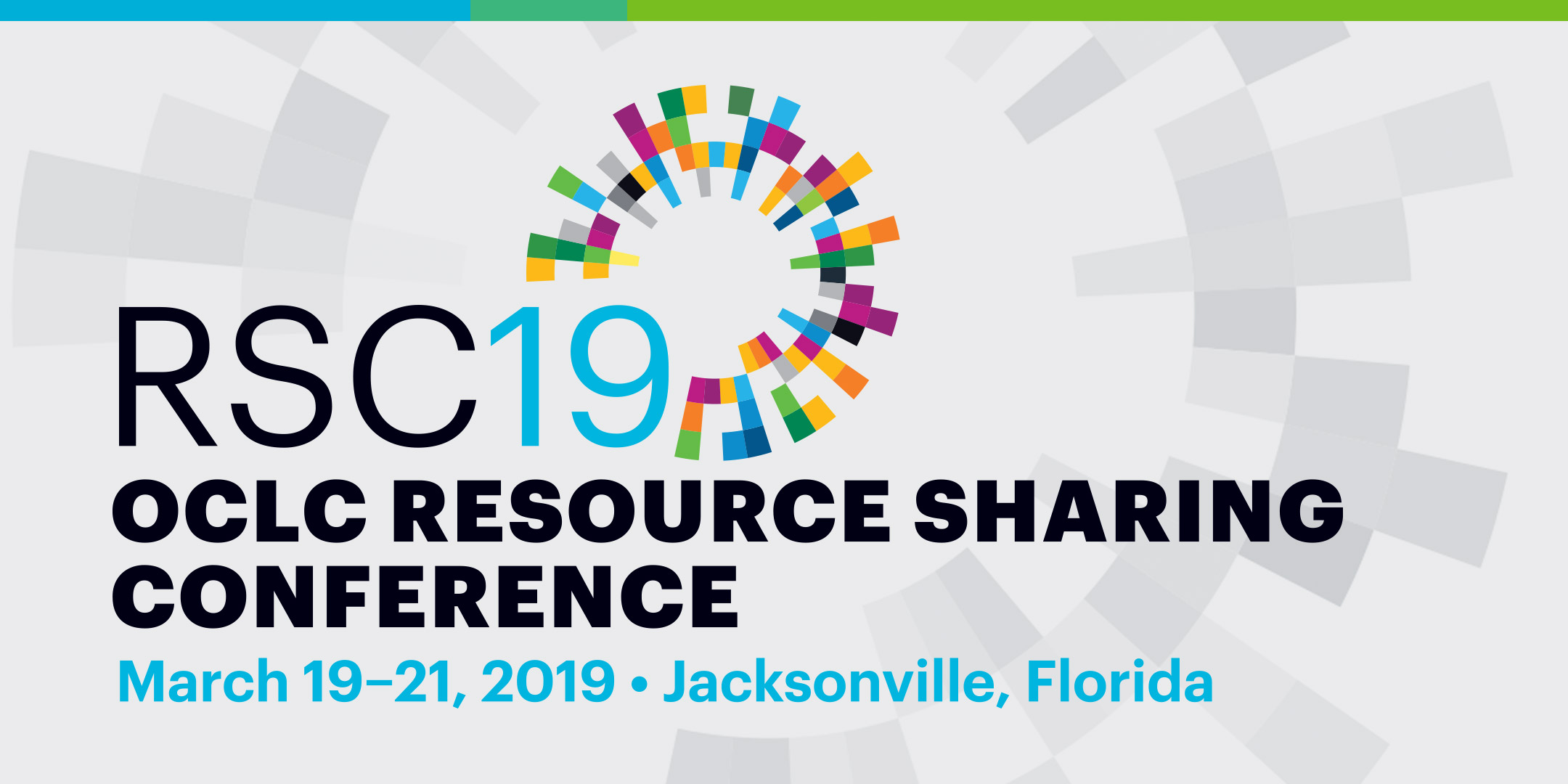 OCLC Resource Sharing Conference 2019: Agenda