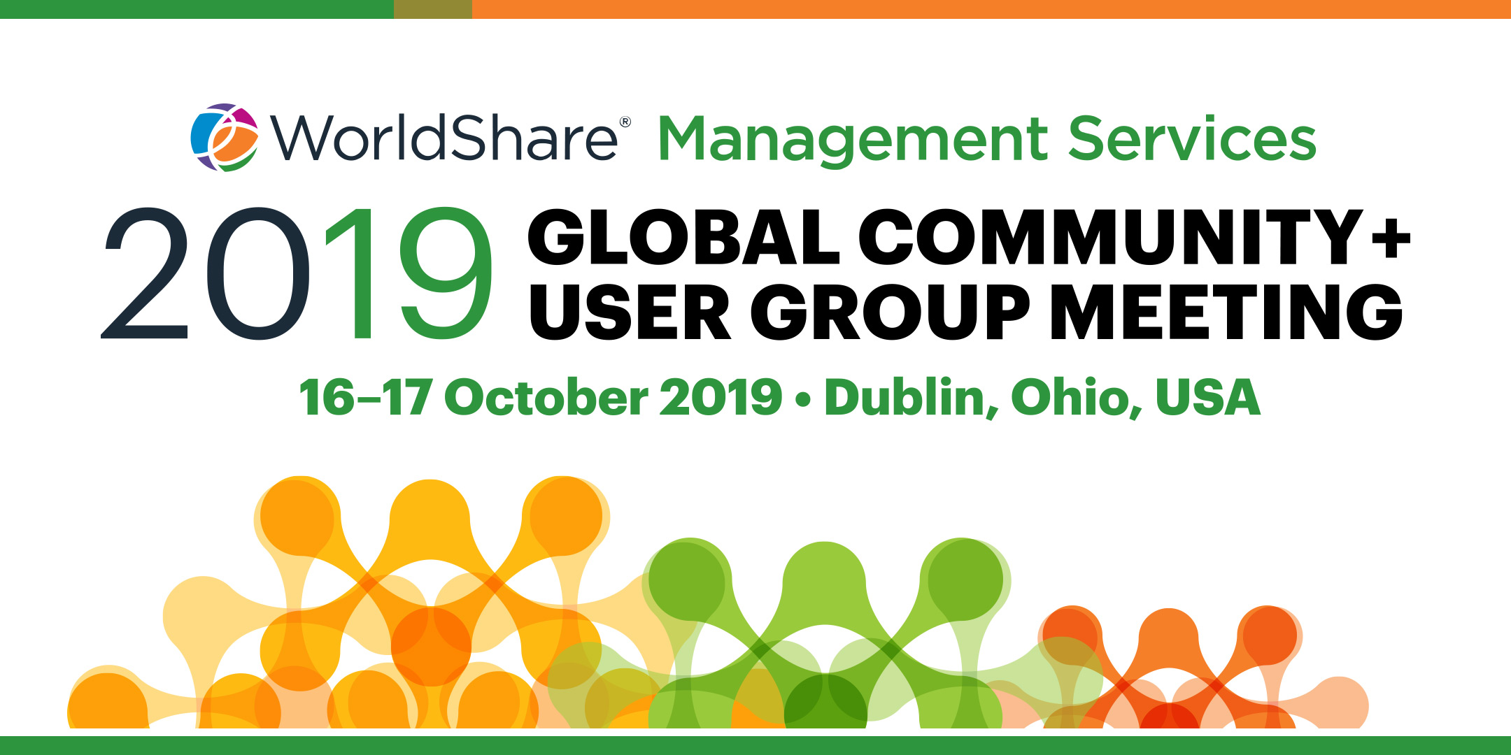 OCLC 2019 WMS Global Community + User Group Meeting
