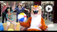 OCLC WorldShare Management Services community having a ball video screenshot