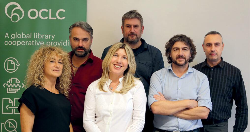 Il Team di OCLC Italia