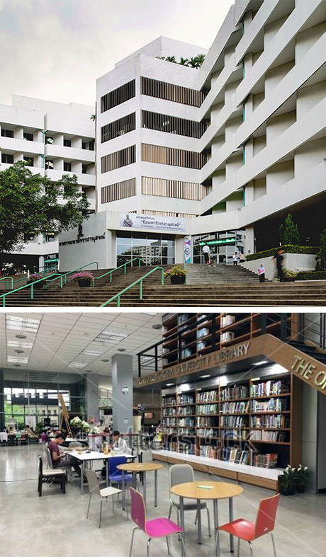 Photos: Chulalongkorn University