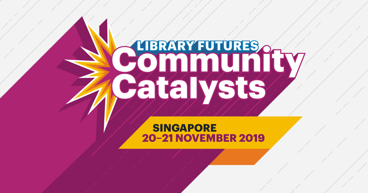Register now for OCLC's APRC19 Library Futures Conference