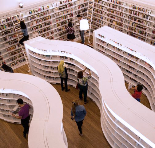Photo: library@orchard