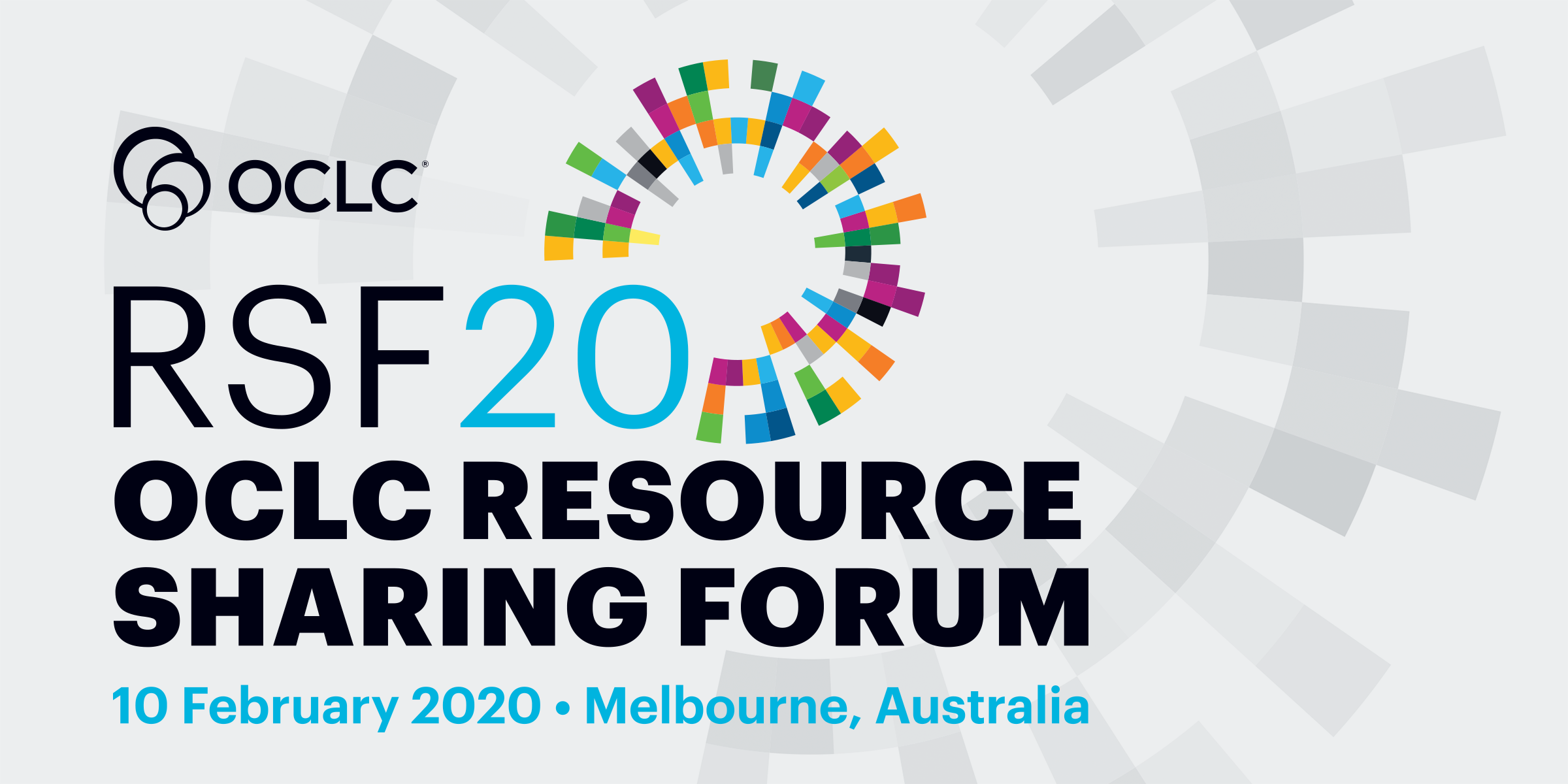 2020 OCLC Resource Sharing Forum, Australia & New Zealand