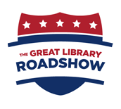 Logo: Great Library Roadshow