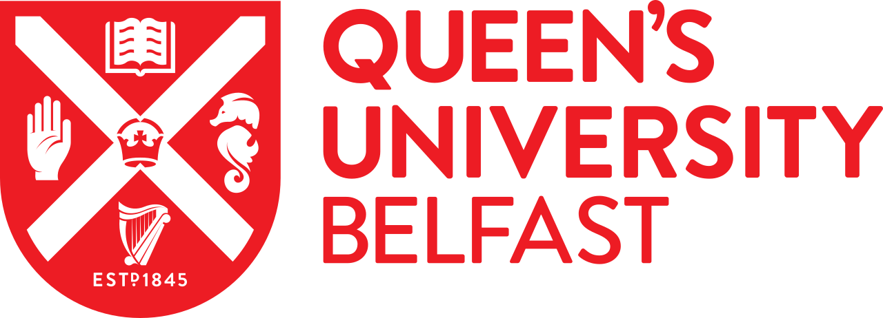 Logo de la Queen's University Belfast