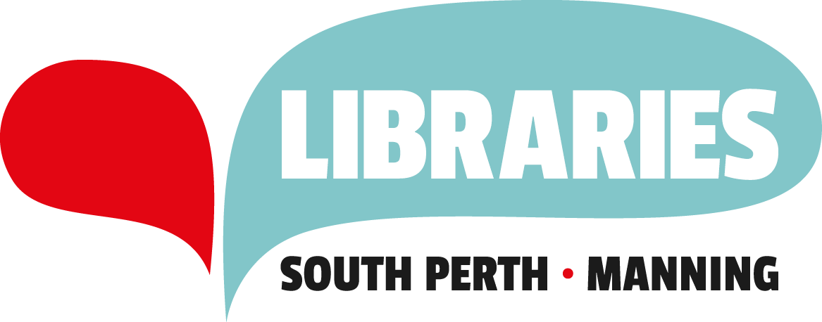 South Perth Public Library logo