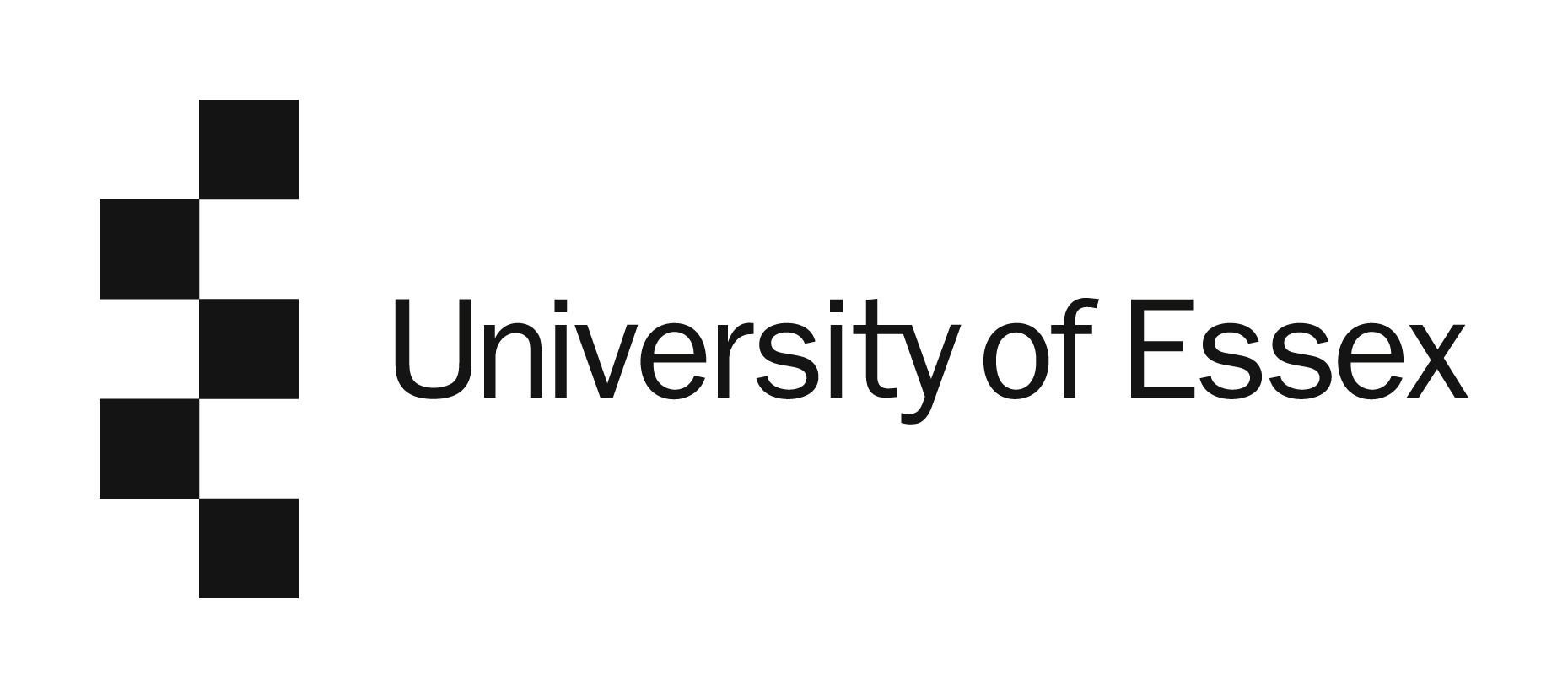 Logo van de University of Essex