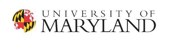 Logo van University of Maryland