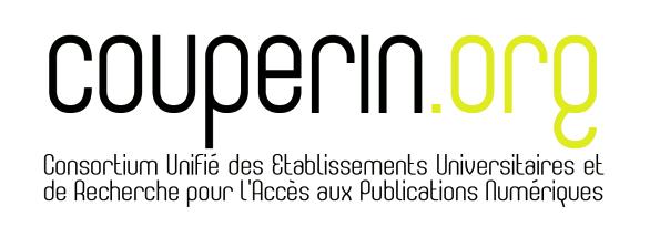 Logo de Consortium Couperin.org