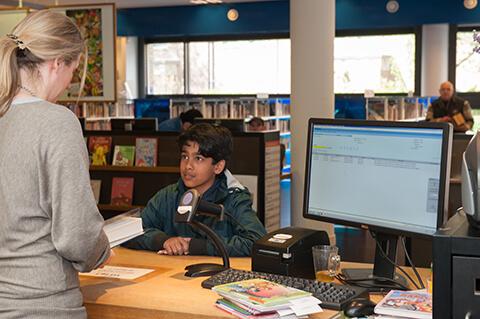 Wise is een compleet systeem voor openbare bibliotheken.