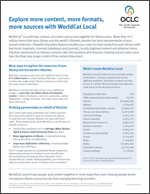 Download the WorldCat Local Content Overview