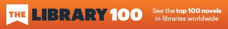 Image: Library 100 banner web ad