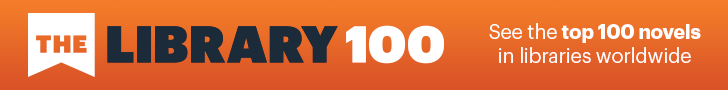 Image: Library 100 leaderboard web ad