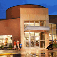 exterior of Stow-Munroe Falls Public Library [photo]