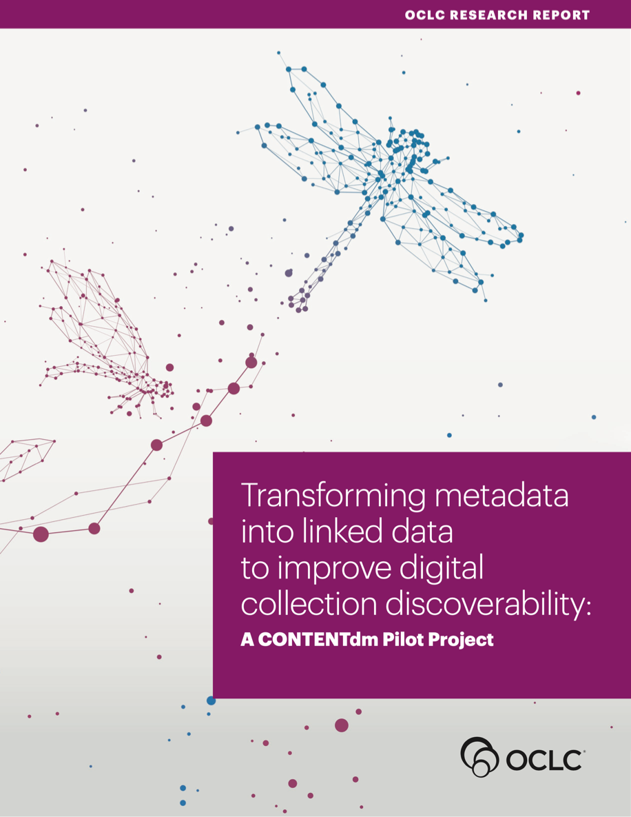 Transforming Metadata into Linked Data to Improve Digital Collection Discoverability
