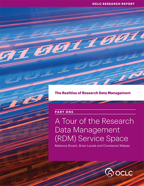 The Realities of Research Data Management Part Two: Scoping the University RDM Service Bundle