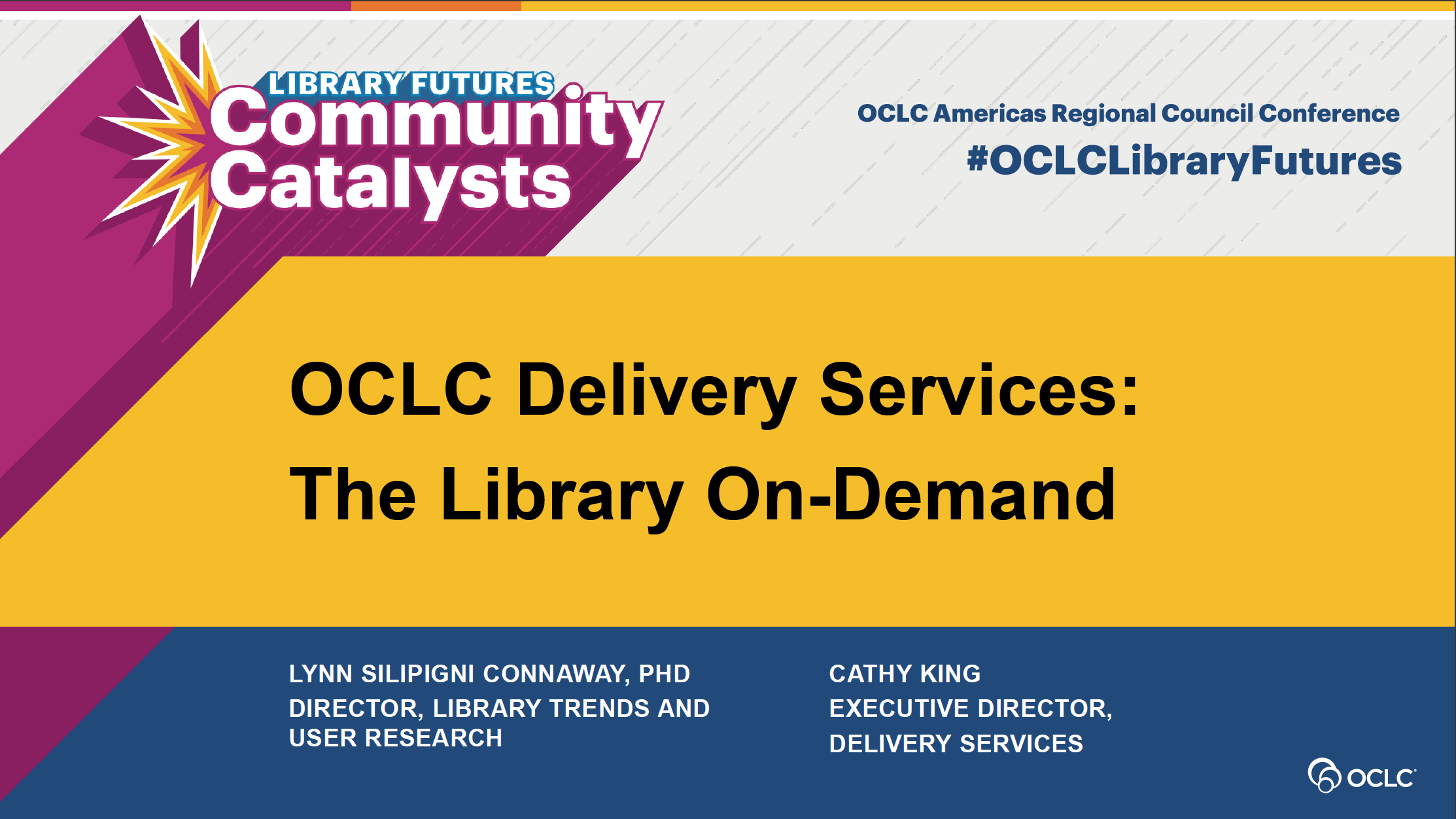 Delivery Services: The Library On-demand