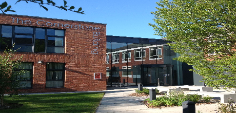 Foto der Bishop Grosseteste University