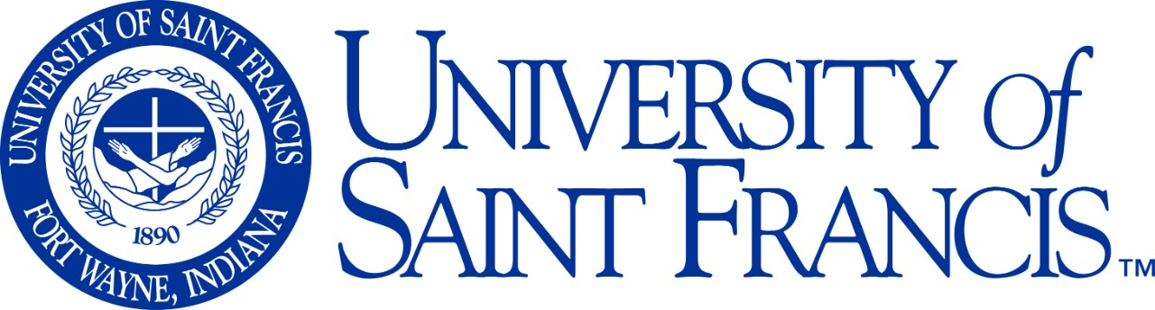 Logo der University of Saint Francis