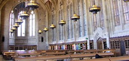 University of Washington, Suzzallo Reading Room