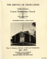 JCSU Presbyterian Collection
