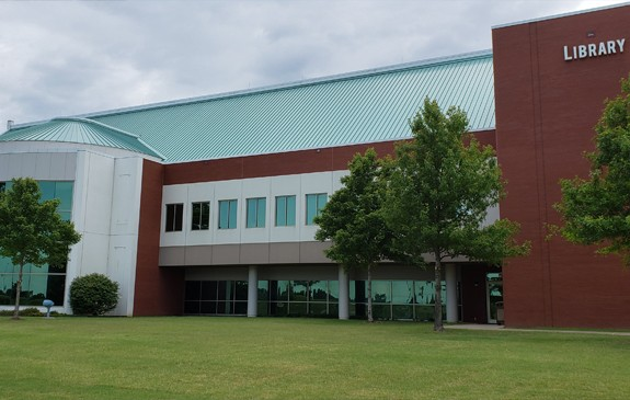 Northeastern State University's library