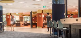 Image of La Trobe University Library
