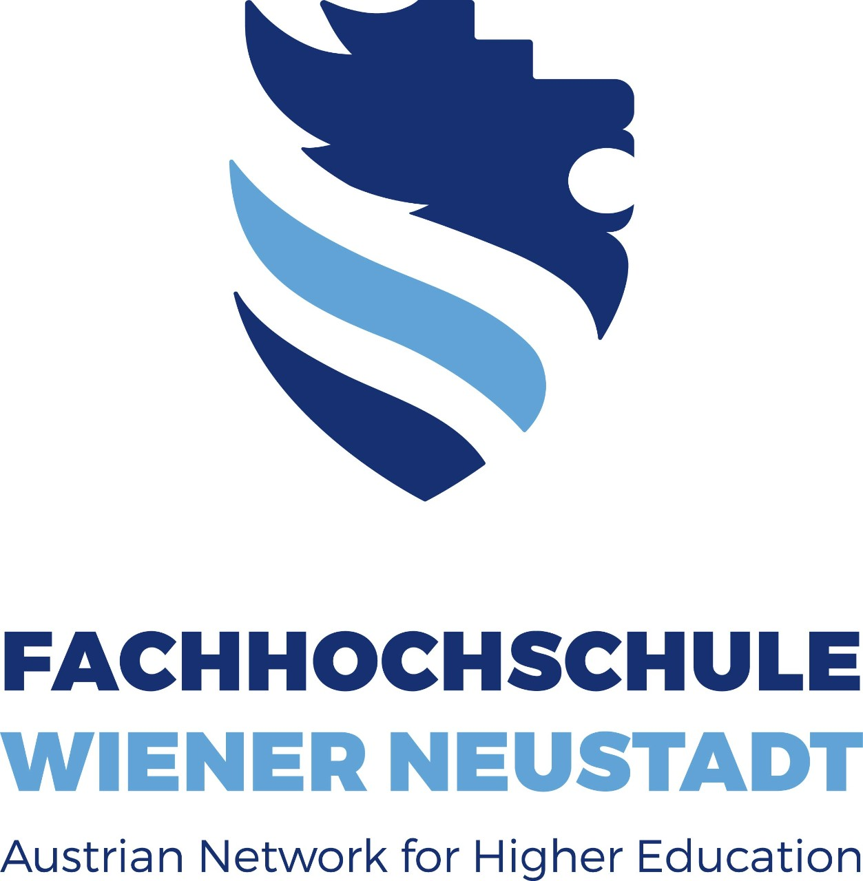 Logotipo de la University of Applied Sciences de Wiener Neustadt