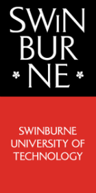 Logo van Swinburne University of Technology