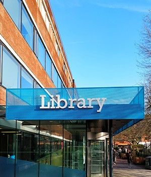 foto: Manchester Metropolitan University, All Saints Library