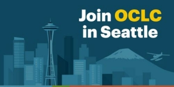 Join OCLC in Seattle
